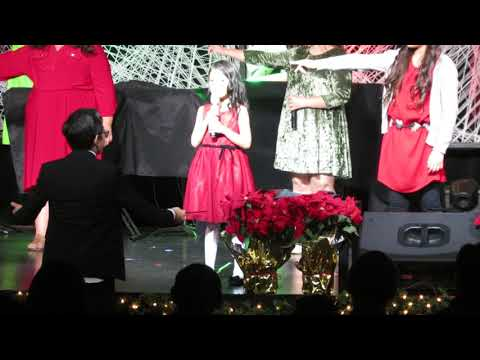 """NHLV Children Ministry Special """"Happy Birthday Jesus"""" (Cover) 12-17-17 (10AM Service)"""