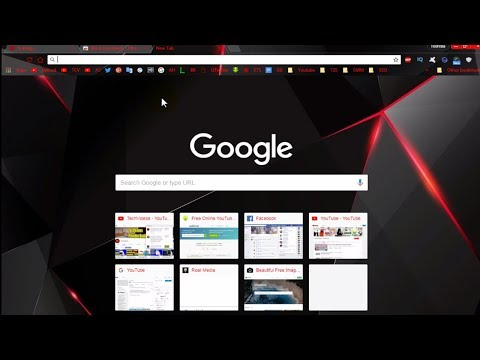 how-to-change-background-on-google-chrome-|-change-google-chrome-background