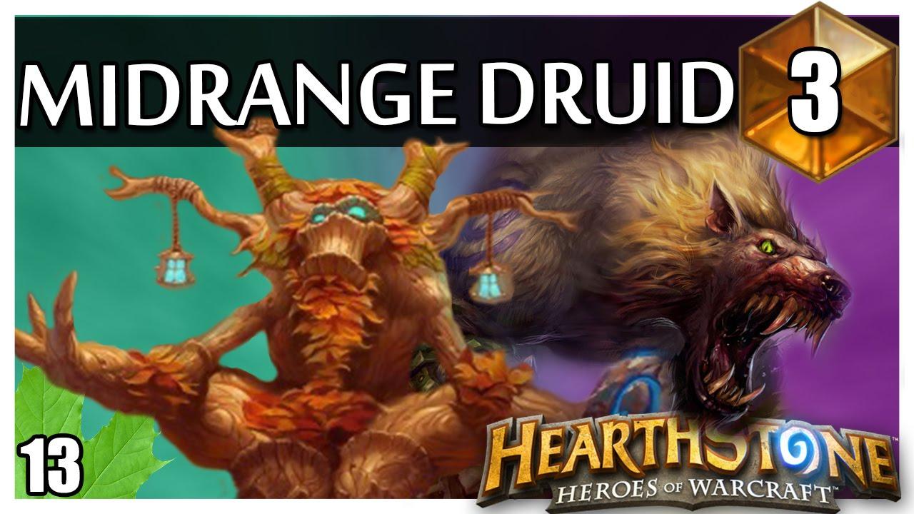 Download Hearthstone Midrange Druid StrifeCro - Everyone is midrange #3