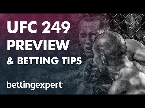 UFC 249 preview & betting tips with bettingexpert