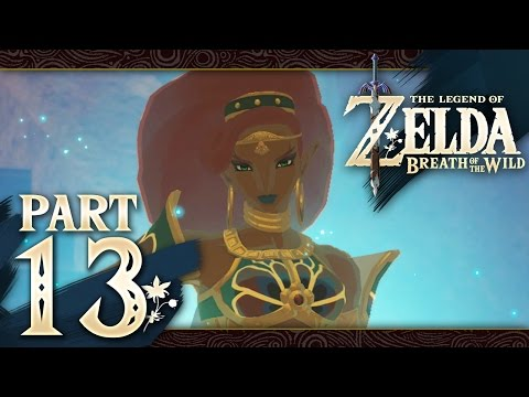 The Legend of Zelda: Breath of the Wild - Part 13 - Divine Beast Vah Naboris