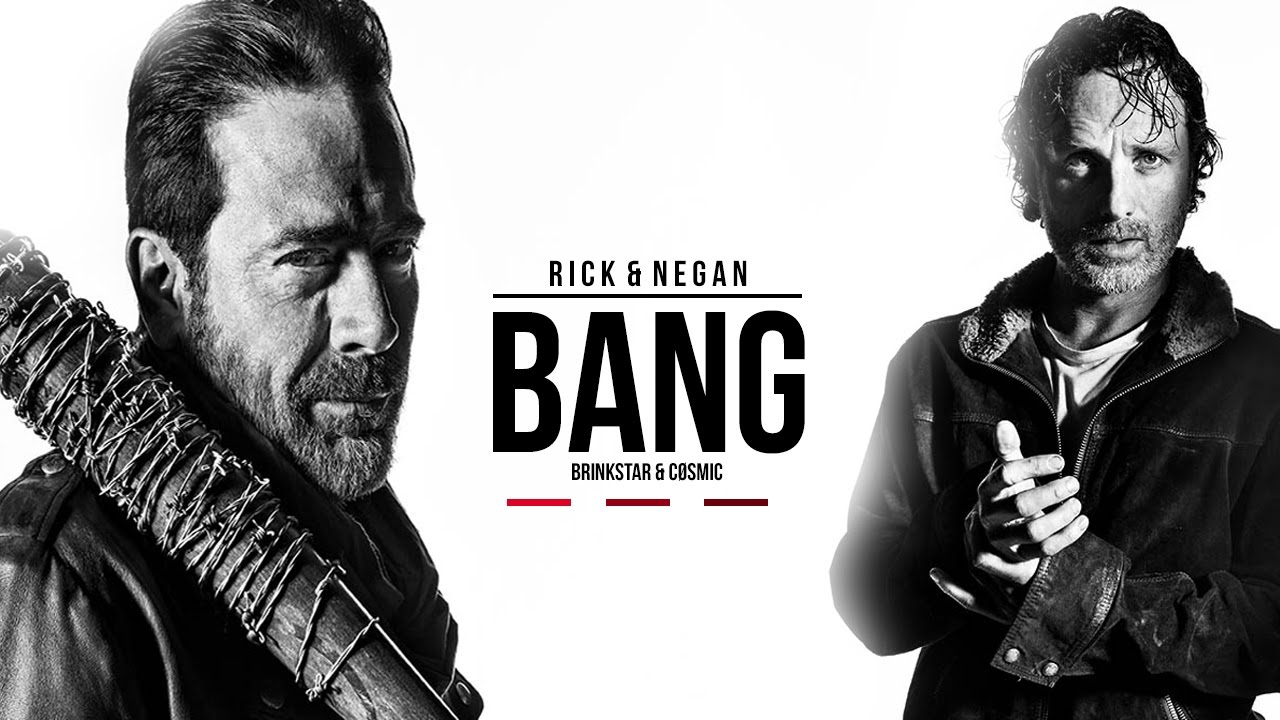 Rick Amp Negan Bang Reyofsunshine Youtube