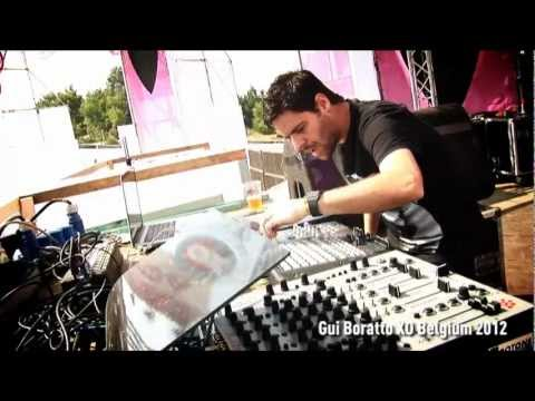 Gui Boratto LIVE at Extrema Outdoor Belgium
