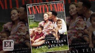 Chrissy Teigen, John Legend Slam Trump