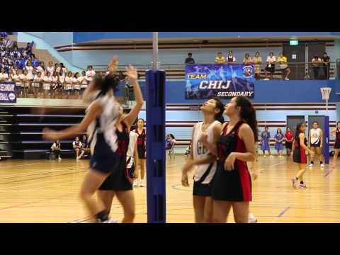 NSG 2015 - Netball National B Division Finals