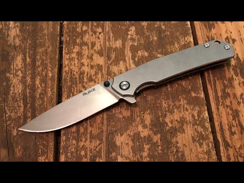 The Ruike P801 Pocketknife: The Full Nick Shabazz Review