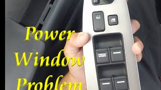 Honda Master Power Switch Replacement