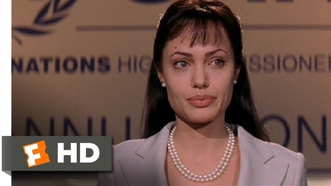 Angelina Jolie Beyond Borders beyond borders (6/8) movie clip - a plea for those in need (2003) hd