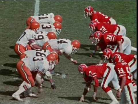 1976 Browns at Falcons Game 6