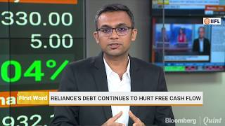 Reliance's Debt Continues To Hurt Free Cash Flow