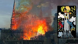The Burning of Notre Dame Channeled | Revealing the Astrology of France