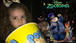 DISNEY ZOOTOPIA MOVIE | DAY IN THE LIFE