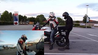 Motorcycle Passenger (Pillion) Basics