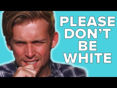 If White People Thought About Race Like People Of Color