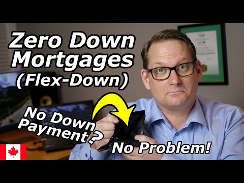 Zero Down Mortgage Canada | Regina Mortgage Broker Explains Home Purchase With No Money Down In 2020
