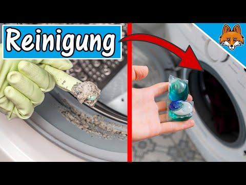 Waschmaschine Stinkt So Kannst Du Deine Waschmaschine Reinigen 👚