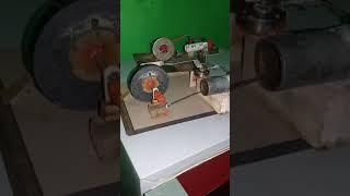 mesin uap sederhana
