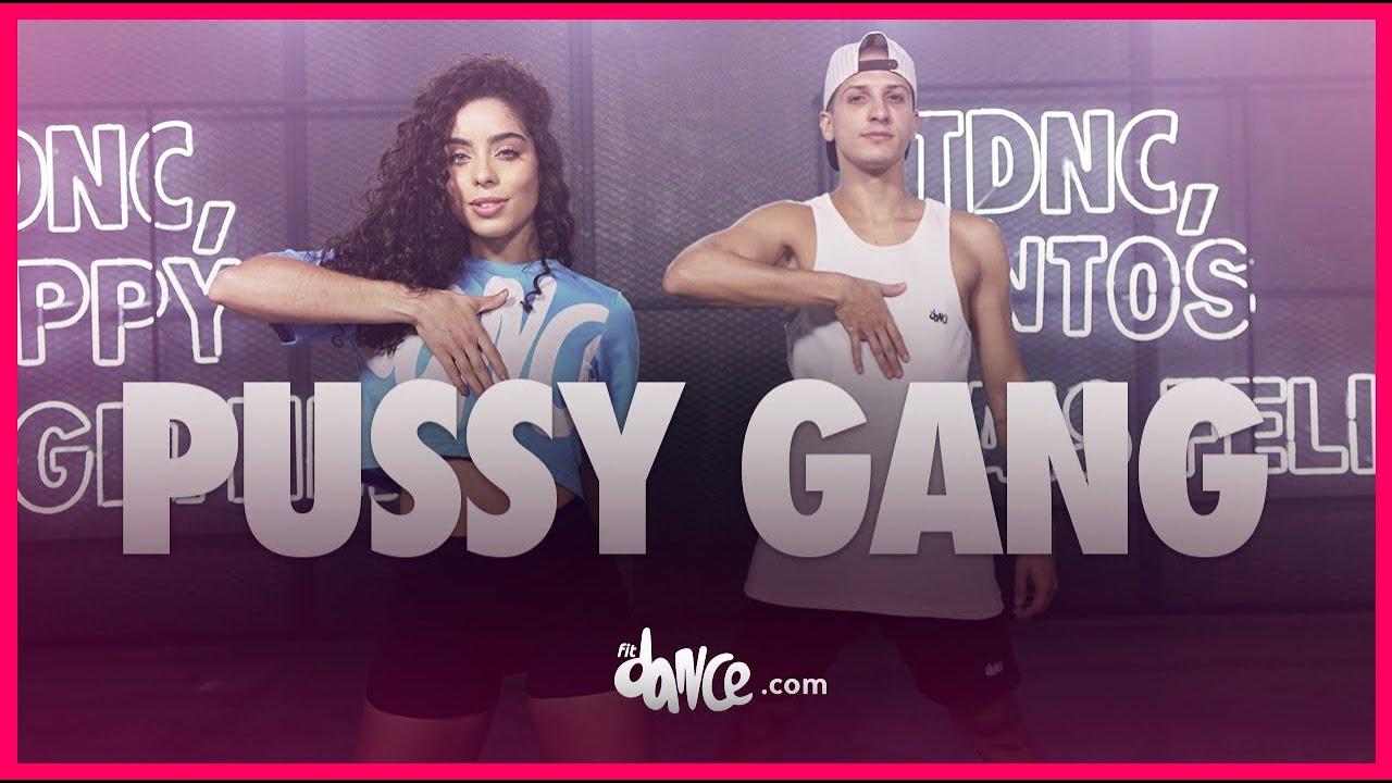 Pussy Gang - Mc Rebecca, Hyperanhas | FitDance (Coreografia) | Dance Video