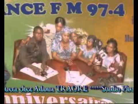 BARONI Radio Benkan 97.1 ET GROUPE SINAKOUYA DE RADIO AMBIANCE FM