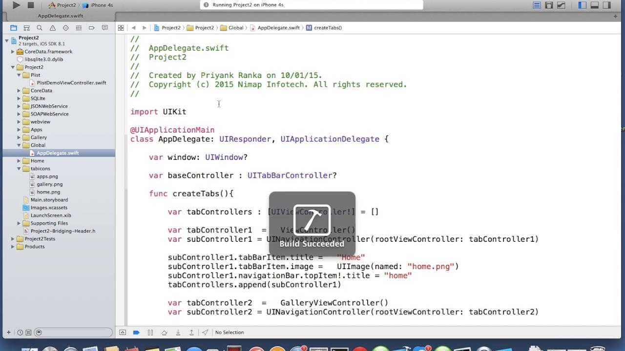 iOS Swift performance testing Introduction   Nimap Infotech - Tutorial 126