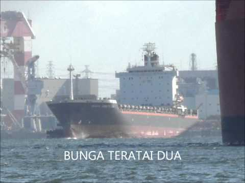 CONTAINER SHIP MISC Berhad (PHOTO)