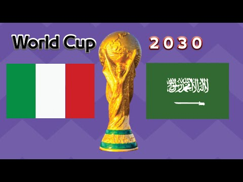 Saudi Arabia and Italy considering joint bid to host 2030 World Cup