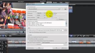 Magix Video deluxe - Filmexport MPEG-4 in 16:9 richtig gemacht