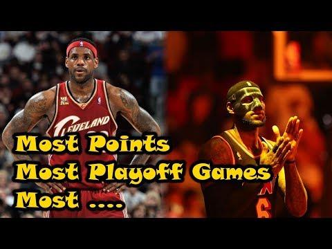 5 NBA Records That LeBron James WILL Break!