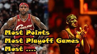 5 NBA Records That LeBron James WILL Break!