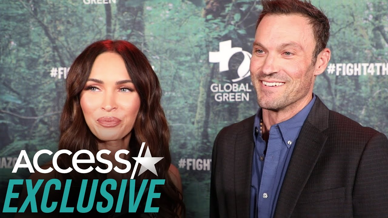 Megan Fox 'Really Liked' Brian Austin Green's 'BH90210': 'It Was Funny And Weird' (EXCLUSIVE)