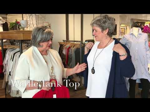 Shepherd's Fashion Friday - Multi-wear fabrics and fabrications