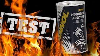Mannol 9991 Molibden Który dodatek do oleju jest najlepszy?