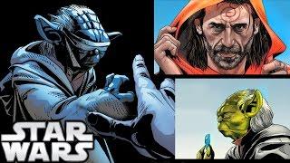 Yoda's NEW Master Before The Phantom Menace (Canon) - Star Wars Explained