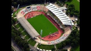 Wildparkstadion in Karlsruhe von damals bis heute KSC und Neubau unsere große Liebe