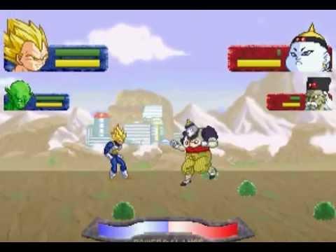 Dragon Ball Z: Legends (1996) - Sega Saturn- Gameplay