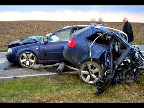 Hard Crash Audi A3 S Line Ride Safe Doovi