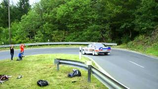 Eifel Classic Rallye 2011 Ascona 400 Röhrl