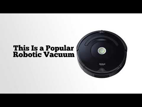 iRobot Roomba 614 Self Charging Robot Vacuum Cleaner Reviewed