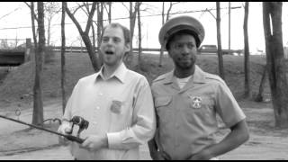 Andy & Barney plugging Outlaw Film Productions ANDY GRIFFITH SHOW PARODY (video)