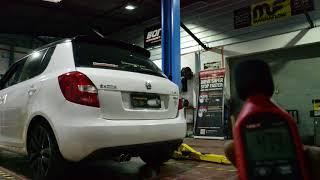 Fabia VRS Magnaflow - Steel Monkey Garage