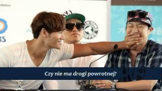 kim jong kook feat haha feat gary what i want to say to you polskie napisy polish sub