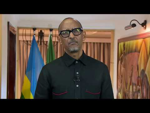 End of Year Message | President Kagame | 31st December 2018