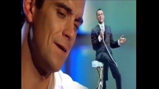 Robbie Williams & Frank Sinatra - It was a very good year - מתורגם
