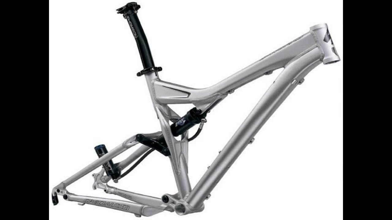 Bicycle Specialized S-Works Stumpjumper FSR 2006 - YouTube