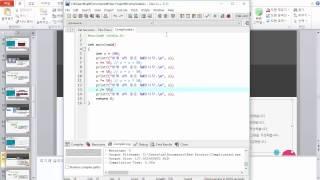 C언어 기초 프로그래밍 강좌 4강 - 연산자 ① (C Programming Tutorial For Beginners 2017 #4)