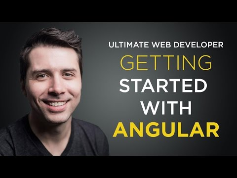 Angularjs tutorial: [#1] welcome! Getting started with angularjs.