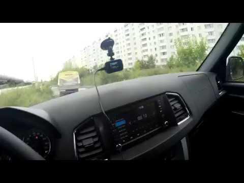 Тест на пробой и отзыв о пневмоподвеске ARIDE на УАЗ патриот.