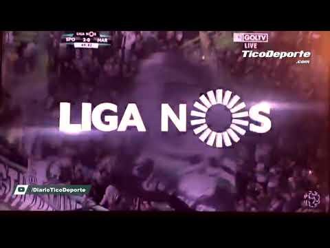 Bryan Ruiz volvió al gol en Portugal con el Sporting