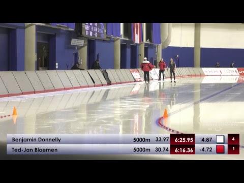 Canadian Championships 2018 - Men 5000m
