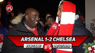 Arsenal 1-2 Chelsea | There's A Reason Mustafi Doesn't Start For Us! (Livz)